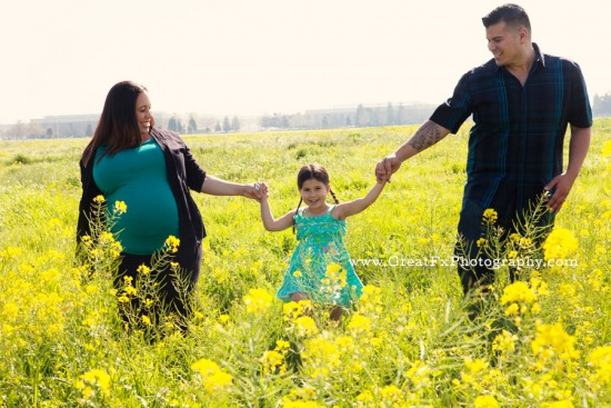 Outdoor Lifestyle Family Session