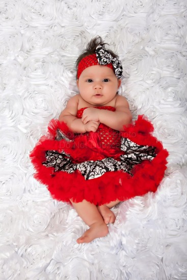 Baby Dress Up Session
